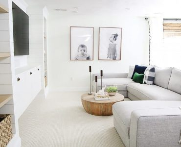 How to Style a Room with Carpet as the Foundation