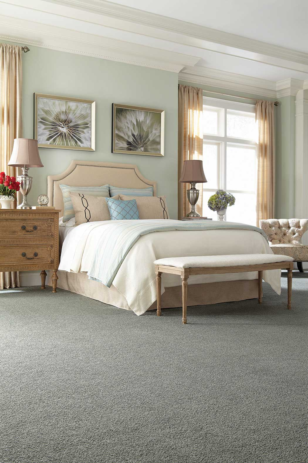 Beautiful Bedroom Carpet