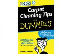 Carpet Cleaning Tips for Dummies