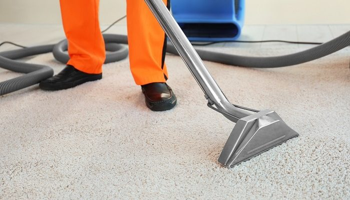 Deep Cleaning Extractor